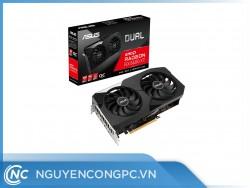 Card Màn Hình ASUS Dual Radeon RX 6600 XT OC Edition 8GB GDDR6