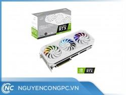 Card Màn Hình ASUS ROG Strix GeForce RTX 3090 OC White Edition