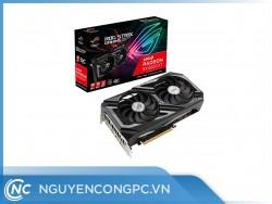 Card Màn Hình ASUS ROG Strix Radeon RX 6600 XT OC Edition 8GB GDDR6
