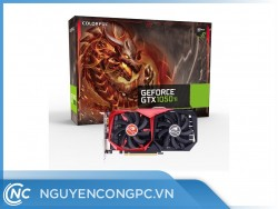 Card Màn Hình Colorful GeForce GTX 1050 Ti NB 4G-V