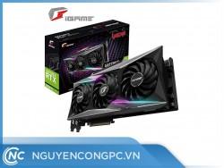 Card Màn Hình Colorful iGame GeForce RTX 3070 Ti Vulcan OC 8G-V