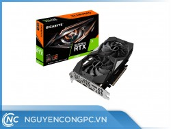 Card Màn Hình Gigabyte GeForce RTX 2060 OC 6G