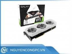 Card Màn Hình GALAX GeForce RTX 3070 Ti EXG White (1-Click OC)