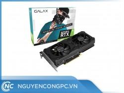 Card Màn Hình GALAX PG190 Black GeForce RTX 3060 (1-Click OC) 12GB