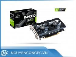 Card Màn Hình INNO3D GeForce GTX 1050 Ti Twin X2 4GB GDDR5