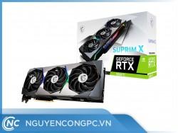 Card Màn Hình MSI GeForce RTX 3080 Ti SUPRIM X 12G