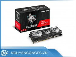Card Màn Hình Powercolor Hellhound RX 6700 XT 12GB GDDR6