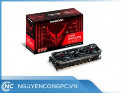 Card Màn Hình Powercolor Red Devil AMD Radeon RX 6700XT 12GB GDDR6