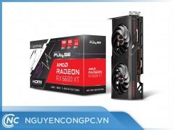 Card Màn Hình Sapphire AMD Radeon RX 6600 XT Pulse