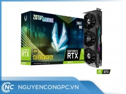 Card Màn Hình ZOTAC GAMING GeForce RTX 3070 Ti Trinity OC