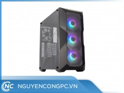 Vỏ Case Cooler Master MasterBox TD500 ARGB (Mid Tower/Nhựa)