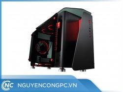 Vỏ máy tính Jonsbo MOD1 MINI Black Red
