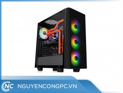 Vỏ Case Thermaltake View 21 Tempered Glass RGB Plus Edition