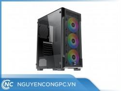 Vỏ máy tính XIGMATEK VENTUS 3FC EN46126 + 03 FAN XIGMATEK X20C RGB